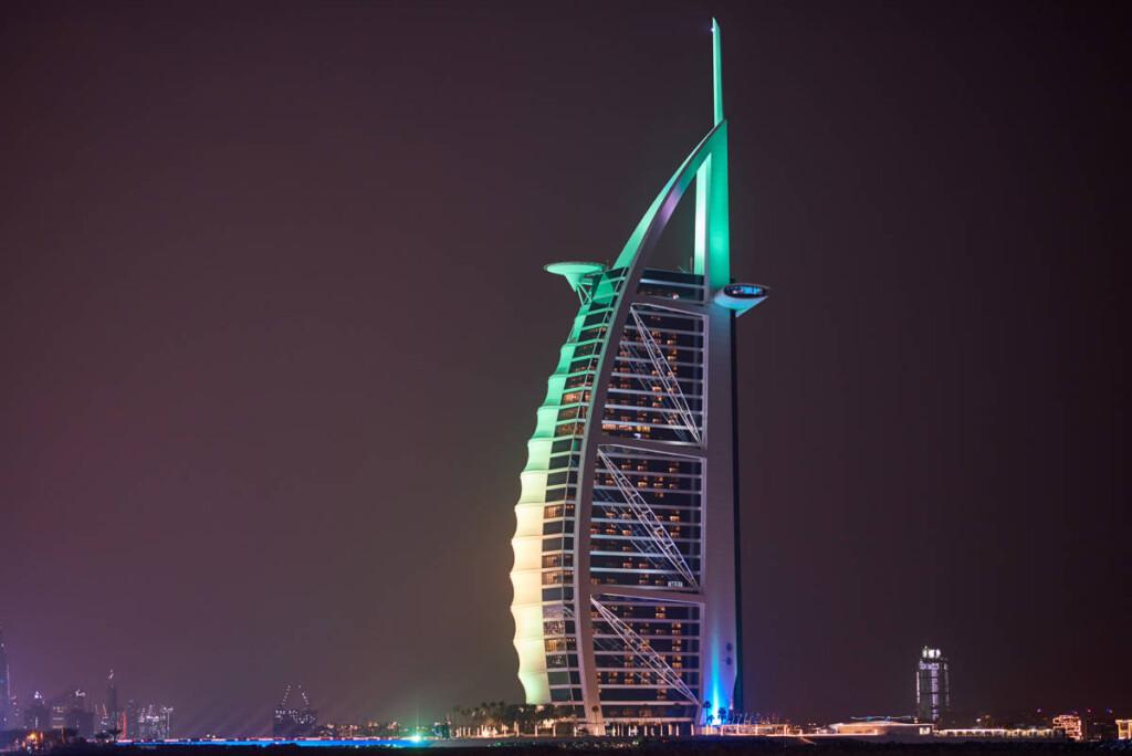 keindahan Dubai