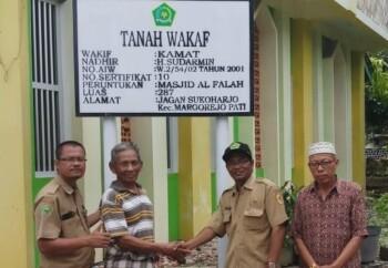 Belajar dari Masjid di Sukoharjo, Cegah Tanah Wakaf Diagunkan