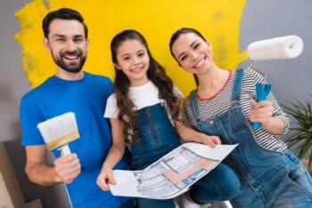 Beri Pengaruh ke Perilaku, Wujudkan Warna Rumah Idaman