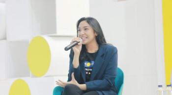 Putri Tanjung: Perjuangan Anak Miliarder dari Nol sampai Jadi Stafsus Presiden