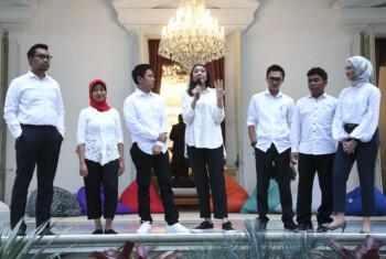 Jadi Staf Khusus Presiden, 7 Anak Muda Ini Digaji Rp51 Juta
