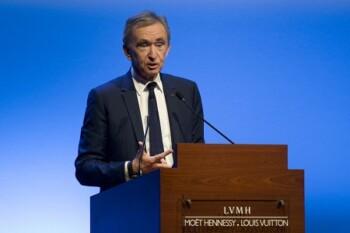 Bernard Arnault , bos LVMH. (Reuters)