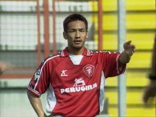 Hidetoshi Nakata. (Skysport)
