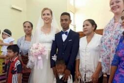 5 Pernikahan Pria Indonesia dan Bule Cantik yang Menghebohkan