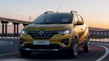 Renault Triber akhirnya hadir dengan rentang harga yang cukup murah. (Istimew)