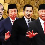 Deretan Orang Terkaya Indonesia di Lingkaran Jokowi
