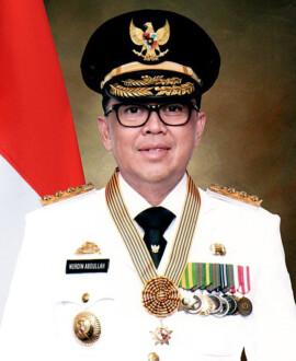 Nurdin Abdullah gubernur terkaya