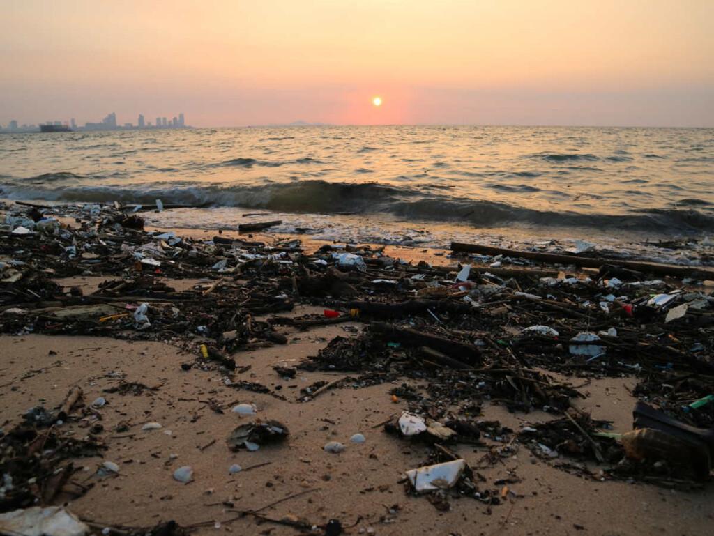 sampah laut