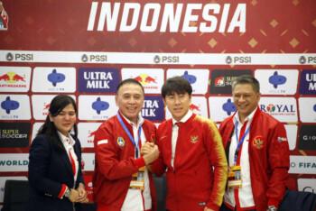Shin Tae-yong dan Jejak Pelatih Timnas Indonesia