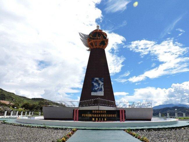 Monumen Penanmpakan Roh Kudus