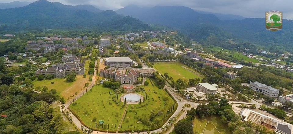 kampus terluas