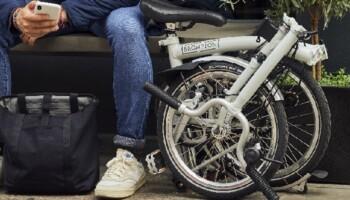 Ini yang Bikin Sepeda Brompton Lebih Mahal dari Mobil Bekas