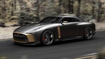 Nissan GT-R Italdesign. (Istimewa)