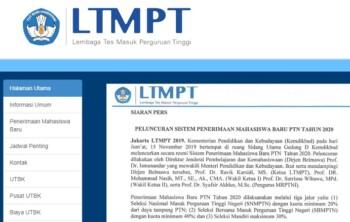 Daftar SNMPTN 2020 Wajib Registrasi LTMPT