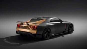 Nissan GT-R Italdesign. (Istimewa/Nissan)