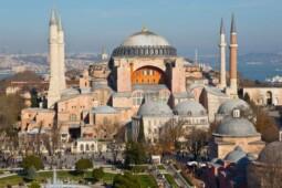 Hagia Sophia: Gereja Konstantinopel Inspirasi Kubah Masjid