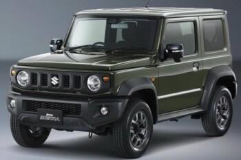 Suzuki Jimny. (Istimewa)