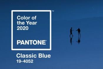 Tren Warna 2020: Classic Blue hingga Safron
