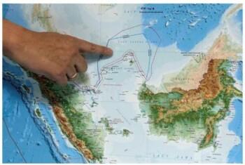 Jejak Perairan Natuna yang Posisinya Strategis Sekaligus Kaya