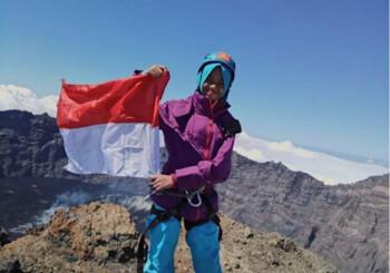 Kisah Bocah 13 Tahun Mendaki 30 Gunung di Indonesia dan Kilimanjaro
