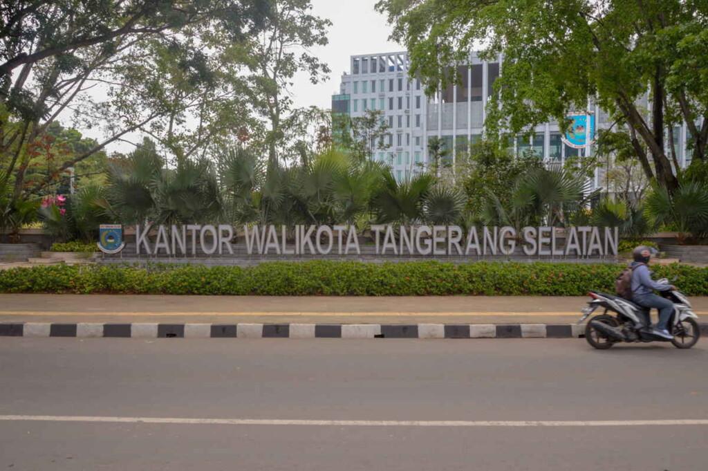 Kantor Walikota Tangsel