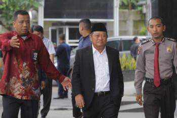 Kena OTT KPK, Saiful Ilah Masuk Daftar 10 Bupati Terkaya