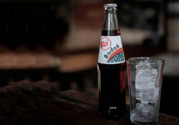 minuman soda Badak