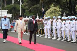 Prabowo Subianto: Kunker ke 7 Negara, Bertemu 16 Menhan