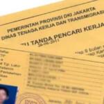 Cara Mudah Bikin Kartu Kuning bagi Para Pencari Kerja