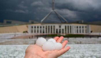 Penjelasan Ilmiah Fenomena Hujan Es Batu di Australia