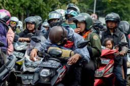 Di Indonesia, Tiap 5 Detik 1 Motor Baru Terjual