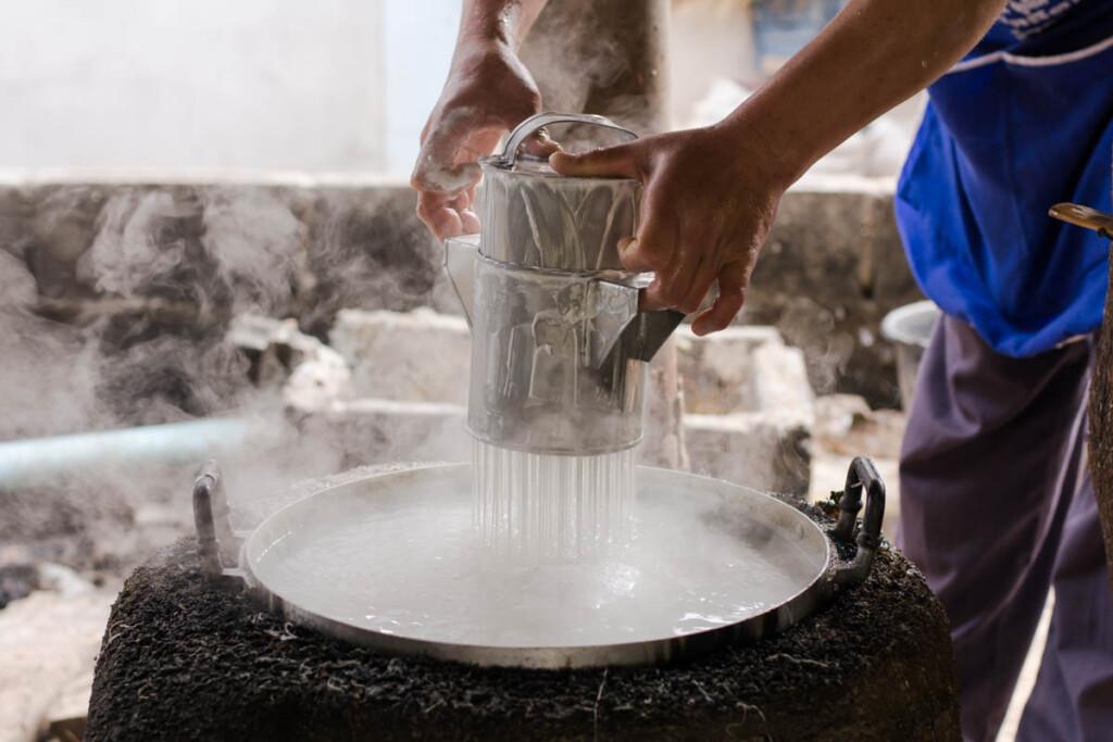 Pembuatan sohun