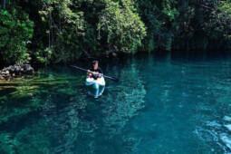 Danau Matano, Gua Tengkorak Misterius & Pesona Ikan Purba