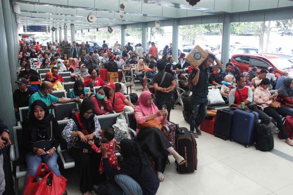 Pemudik di Indonesia