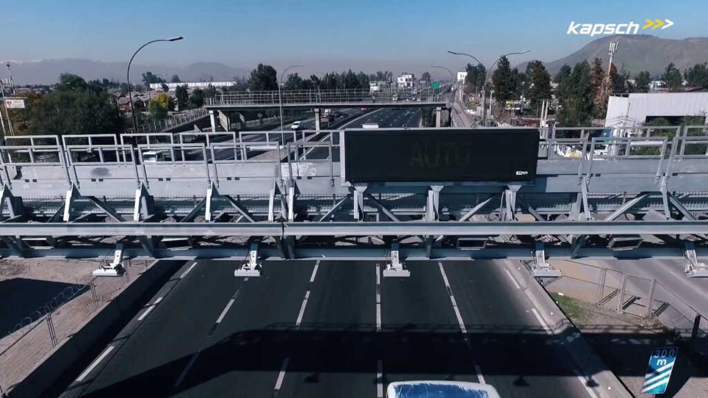 multi lane free flow