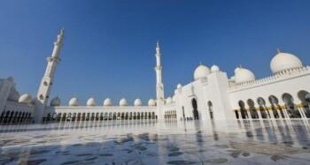 Masjid Megah Abu Dhabi Ini Bakal Dibangun di Solo