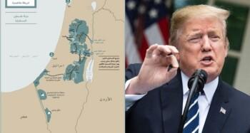 Peta Palestina yang Menyusut dari Masa ke Masa