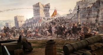 Tahun Dramatis Penaklukan Konstantinopel 1453