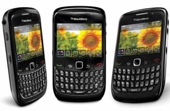 Smartphone legendaris Blackberry Curve 8530. (Istimewa)