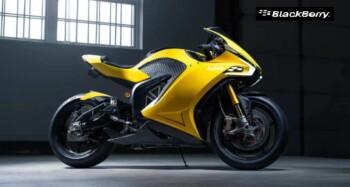 Bisnis Kandas, Blackberry Bikin Teknologi Sepeda Motor Listrik