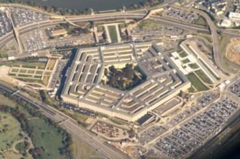 Gedung Pentagon. (Istimewa/DSD)