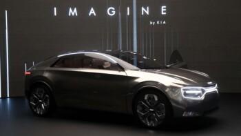Menengok Konsep Ekosistem Mobil Listrik Kia