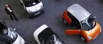 Mobil-mobil listrik di Eropa. (mashable.com)