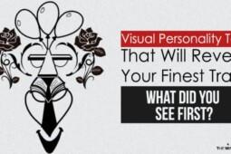 Gambar Kali Pertama yang Dilihat Tunjukkan Kepribadian Asli Anda
