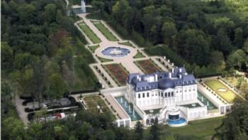 Rumah mewah yang diduga milik Putra Mahkota Arab Saudi Pangeran Mohammed bin Salman yang berada di Prancis senilai Rp4,5 triliun (bbc)
