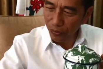 Jadi Resep Kebugaran Presiden Jokowi, Bisakah Jamu Tangkal Corona?