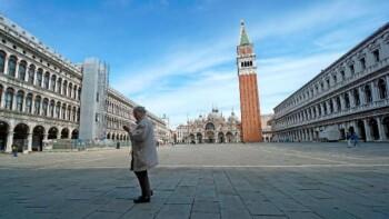 Hampir Seperti Kota Mati, Begini Kondisi Italia Seusai Lockdown