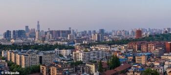Kota Wuhan, China (wikipedia)