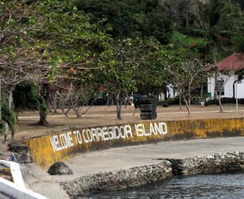 Pulau Corregidor, Filipina (wikipedia)