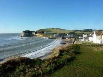 Pulau Wight, Inggris (wikipedia)